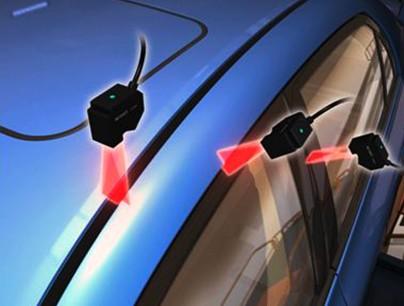 Otomobil gövde parçalarının arasındaki boşluğun kontrolü
